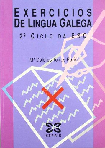9788497823319: Exercicios de lingua galega: 2º ciclo da ESO (Didáctica E Outros Materiais Educativos - Manuais De Lingua Galega - Libros De Exercicios De Lingua)