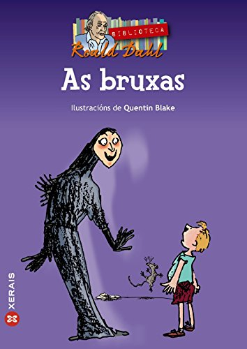 9788497824996: As Bruxas / The Witches (Galician Edition)