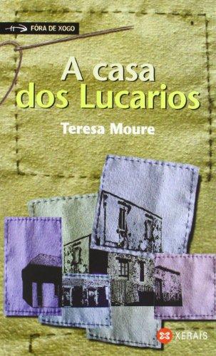 9788497826303: A casa dos Lucarios (Infantil E Xuvenil - Fóra De Xogo)