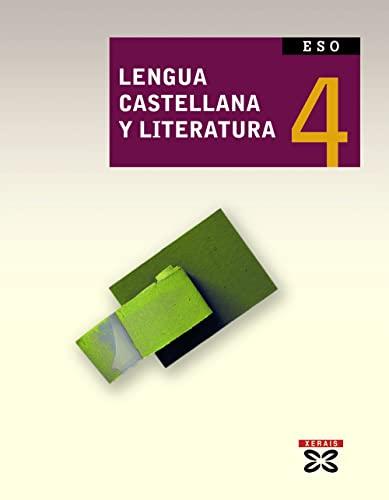 9788497827126: 4� E.S.O.-LENGUA C.Y LITERATURA 4 (2008)