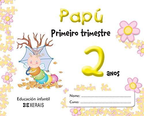 9788497827362: Pap�. 2 anos. Primeiro Trimestre