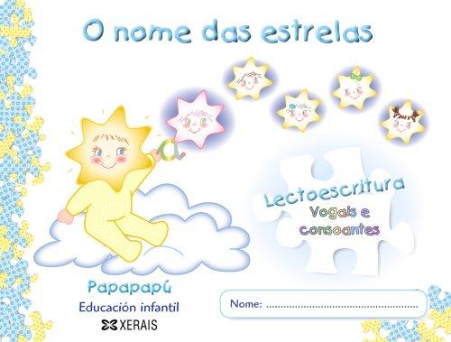 9788497827522: Papapap�. O nome das estrelas