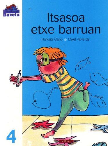 9788497830140: Itsasoa Etxe Barruan