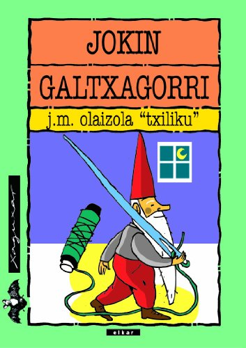 9788497831840: Jokin Galtxagorri