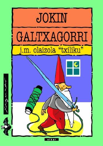 Jokin Galtxagorri: Olaizola Lazkano, Jesus