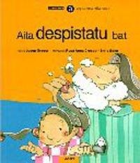 9788497832243: Aita despistatu bat (Zazpi)