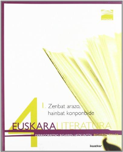 9788497832458: Ostadar 4 - Euskara eta Literatura 4 (4 liburuxka) - 9788497832458
