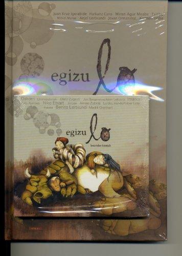 Egizu Lo (lib+cd) - Lotarako Ipuinak Eta Kantak: Igerabide / Cano / Ormazabal