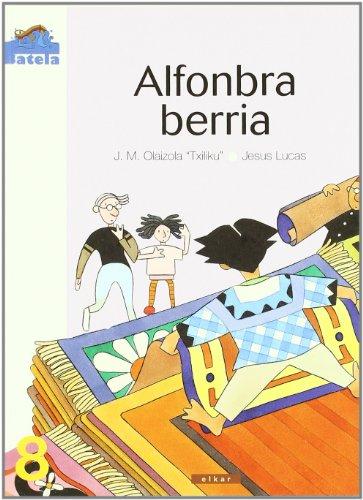 Alfonbra berria: Olaizola Lazkano, Jesus