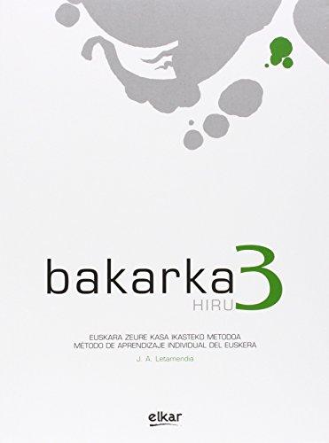 9788497835084: Bakarka 3