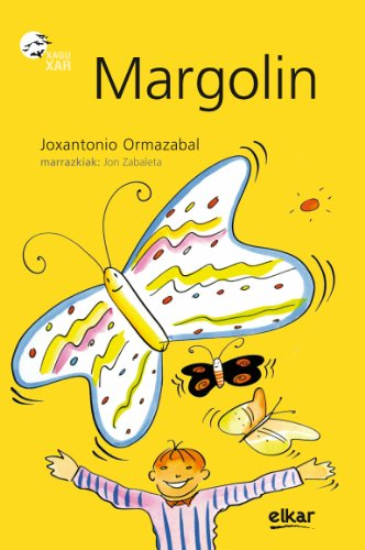 Margolin (Paperback): Joxan Ormazabal Berasategi, Jon (il.) Zabaleta