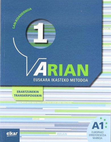 9788497836579: Arian A1. Lan-koadernoa (+erantzunak)