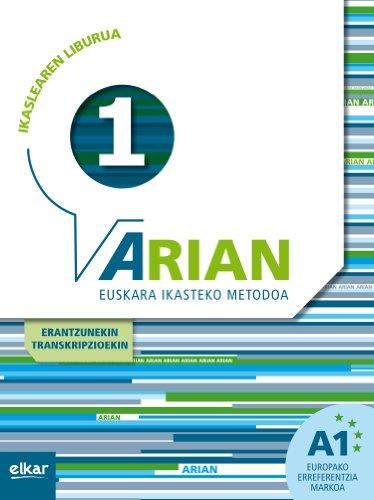 9788497836586: Arian A1. Ikaslearen liburua (+erantzunak + transkripzioak)