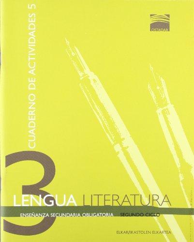 9788497837040: Ostadar 3 - Lengua y Literatura 3. Cuaderno de actividades 5