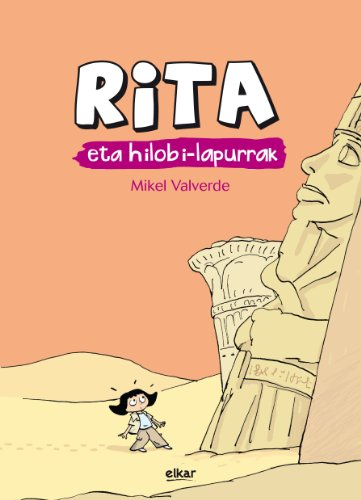 9788497837439: Rita eta hilobi-lapurrak