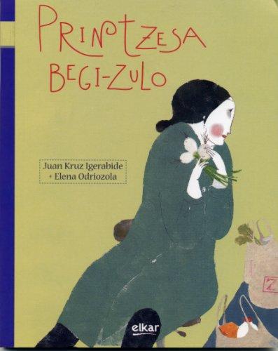 Printzesa begizulo (Paperback)
