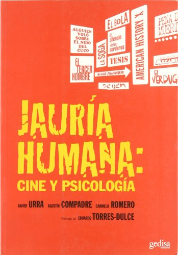 9788497840118: Jauria humana/ The Chase: Cine Y Psicologia/ Film and Psychology (Cine &à.) (Spanish Edition)