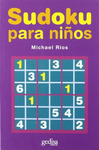 9788497841146: Sudoku para niños (Juegos (gedisa))
