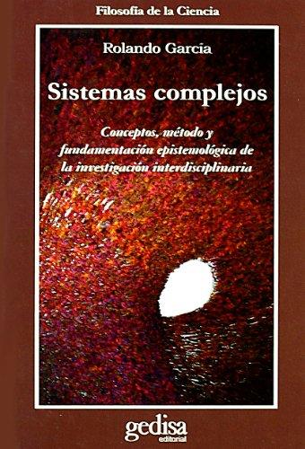 9788497841641: Sistemas complejos (Cla-De-Ma)