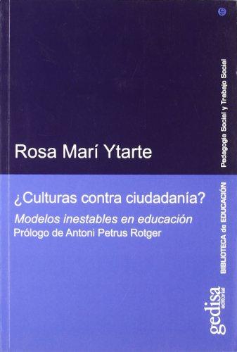 CULTURAS CONTRA CIUDADANIA?: YTARTE, ROSA MARI