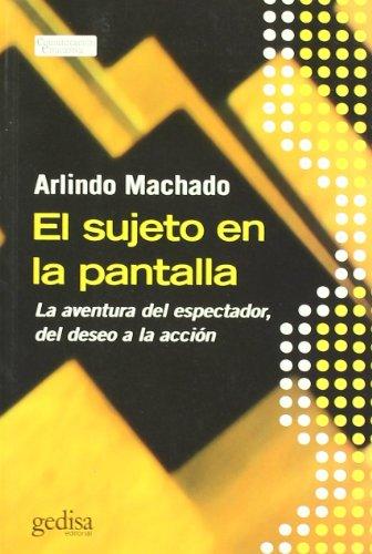 9788497841931: El sujeto en la pantalla/ The Subject on the Screen (Spanish Edition)