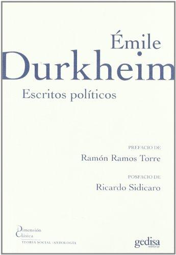 9788497842624: Escritos políticos (Dimensión Clásica / Teoría Social)