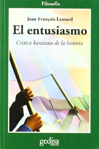 9788497842723: El entusiasmo (Cladema)