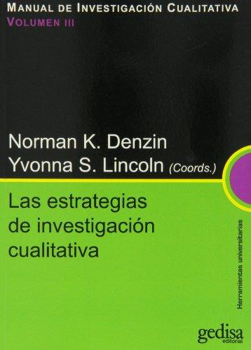 9788497843102: MANUAL DE INVESTIGACIÓN CUALITATIVA VOL. III