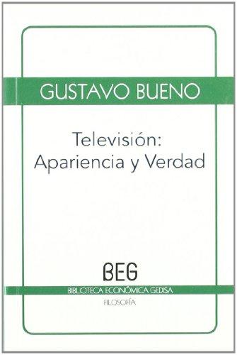 9788497846264: TELEVISION:APARIENCIA Y VERDAD