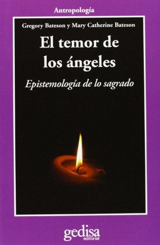 9788497847070: Temor de los angeles (CLA-DE-MA Antropología)