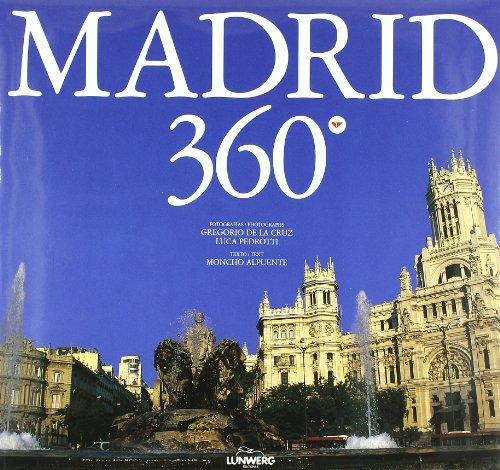 9788497852067: Madrid 360