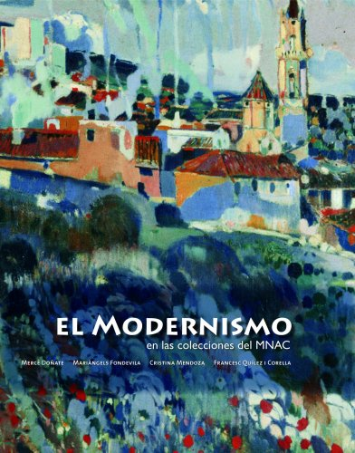 9788497855891: El modernismo en las colecciones del MNAC