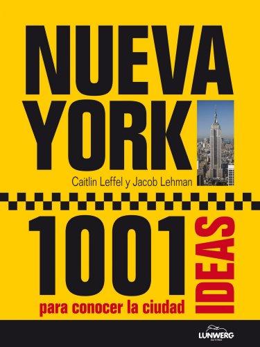 9788497858823: New York 1001 IDEAS