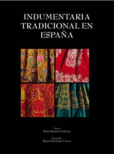 9788497858939: Indumentaria tradicional en España (General (lunwerg))