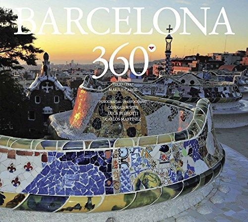 9788497858960: Barcelona 360º edicion actualizada