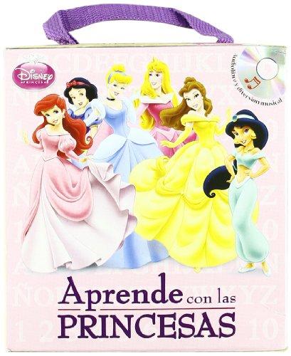 9788497864541: Aprende con las Princesas