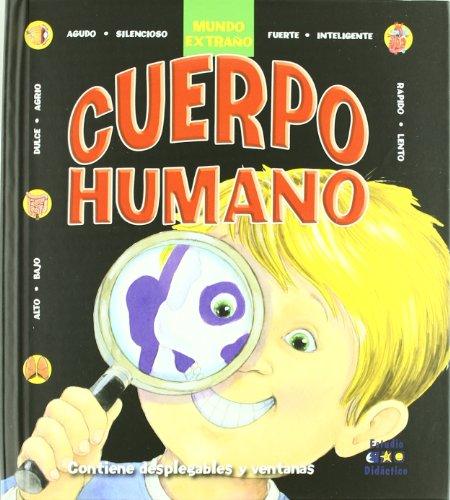 9788497865005: CUERPO HUMANO Mundo Extra¤o Edimat