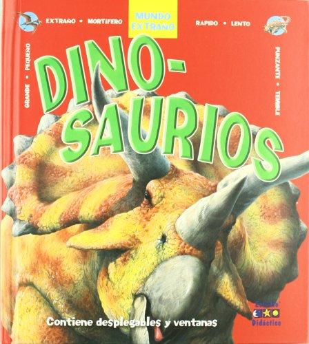 9788497865029: Dinosaurios (Mundo extraño)