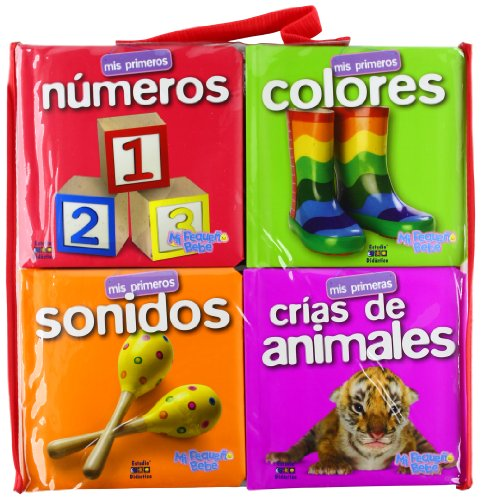 9788497865623: Pack Mis Primeros Numeros, Colores, Sonidos, Crias De Anima