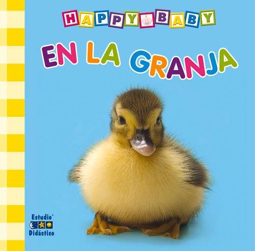 En la granja (Happy Baby) (Spanish Edition): Edimat Libros