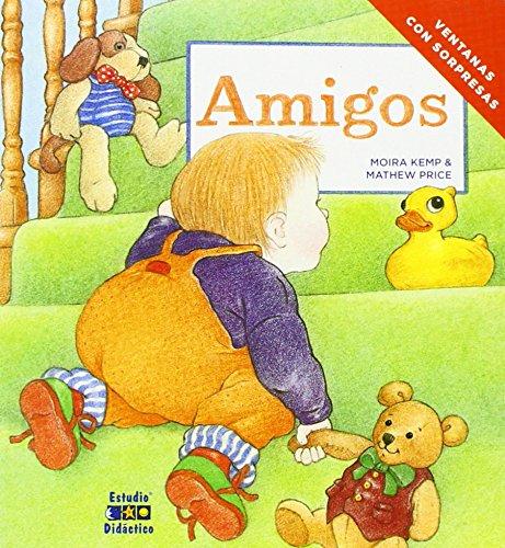 9788497865777: Amigos (Ventanas con Sorpresas) (Spanish Edition)