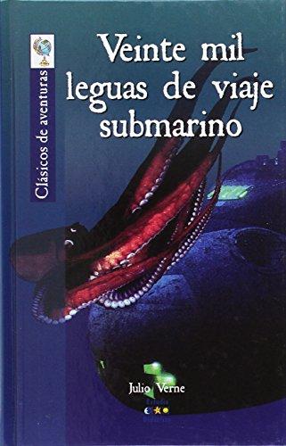 9788497866217: 20000 leguas de viaje submarino (Clásicos de aventuras)