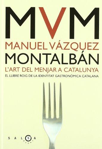 9788497870597: L'art del menjar a Catalunya (Salsa Books)