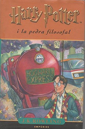 9788497871174: Harry Potter i la pedra filosofal (SERIE HARRY POTTER)