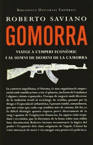 9788497872409: Gomorra: Viatge a l'imperi econòmic i al somni de domini de la Camorra
