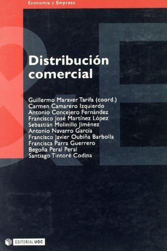 Distribución comercial - Maraver Tarifa, Guillermo, (coord.)
