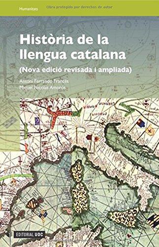 9788497883801: Història de la llengua catalana (nova edició revisada i ampliada) (Spanish Edition)