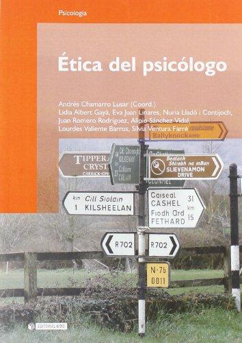 9788497885690: Ética del psicólogo (Manuales)