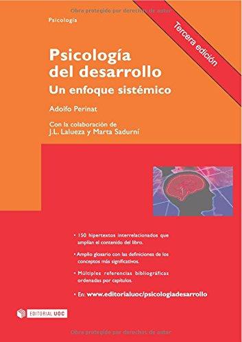 9788497885782: Psicología del desarrollo. Un enfoque sistémico (Manuales)