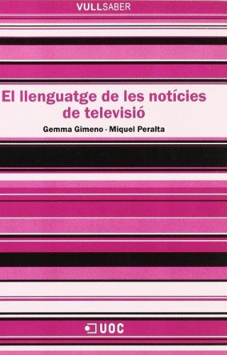 El llenguatge de les notícies de televisió (VullSaber)